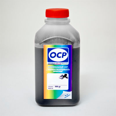 Чернила OCP BK124 (Photo Black) для CANON, 500г