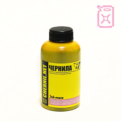 Чернила INK-MATE для HP HIM-311LM (Light Magenta), 100г